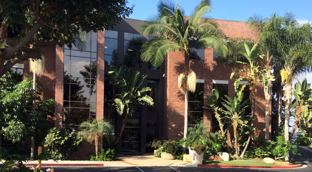 Frank Financial Advisors Building in Carlsbad