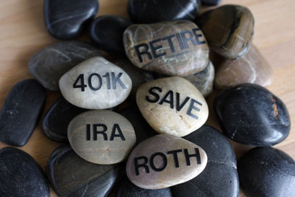 Retirement Planning, Retirement Accounts, IRA, Roth, 401k, Financial Advisor